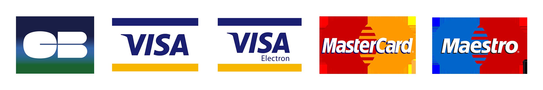 CB, Visa, Visa Electron, Mastercard et Maestro boutique-espion.fr